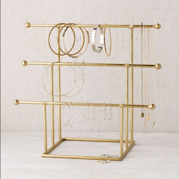 Urban Outfitters Tiered Jewelry Organizer